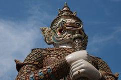 Statua del palazzo di Nayak in Tailandia Immagine Stock