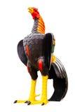 Statua del pollo Fotografie Stock