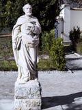 Statua del ` s di St Peter Fotografia Stock