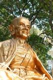 Statua del sacerdote Fotografia Stock