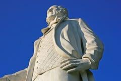 Statua del Sam Houston Immagini Stock