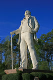 Statua del Sam Houston fotografie stock