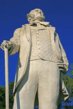 Statua del Sam Houston Fotografia Stock Libera da Diritti