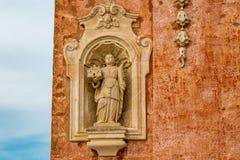 Statua del san Vitus Immagine Stock Libera da Diritti