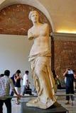 Statua del Venus de Milo Fotografia Stock Libera da Diritti
