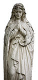 Statua del Virgin benedetto Immagine Stock Libera da Diritti