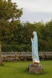 Statua del Virgin Mary immagine stock libera da diritti
