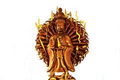 Statua del yin di Guan Immagini Stock Libere da Diritti