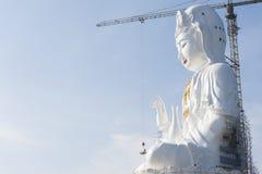 Statua del yin di Guan Fotografie Stock Libere da Diritti