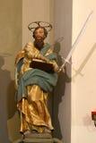 Statua dell'apostolo St Paul Fotografie Stock