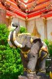 Statua dell'elefante Fotografie Stock