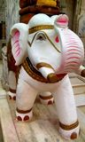 Statua dell'elefante Immagine Stock