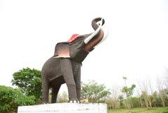Statua dell'elefante Immagine Stock Libera da Diritti