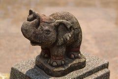 Statua dell'elefante tailandese Fotografie Stock Libere da Diritti