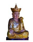 Statua della Cina antica Fotografie Stock Libere da Diritti