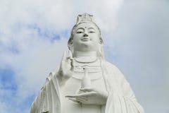 Statua della dea di Guanyin Fotografia Stock Libera da Diritti