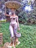 Statua della donna Immagine Stock Libera da Diritti
