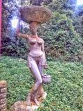 Statua della donna Fotografie Stock Libere da Diritti