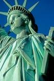 Statua della fine di libertà in su. Immagini Stock Libere da Diritti