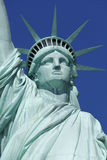 Statua della libertà Fotografia Stock