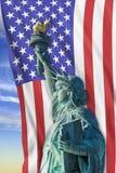 Statua della libertà. Immagini Stock Libere da Diritti