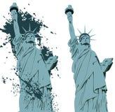 Statua della libertà Immagine Stock