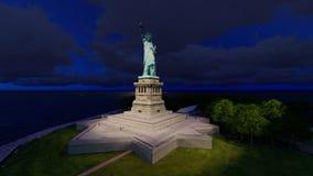 Statua della libertà, Liberty Island Immagine Stock