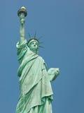 Statua della libertà, New York Fotografie Stock Libere da Diritti