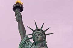 Statua della libertà, New York Fotografie Stock