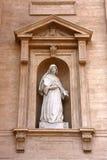 Statua della Maria Fotografie Stock
