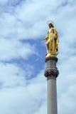 Statua della Mary di Virgin Fotografia Stock