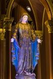 Statua della Mary di Virgin immagine stock libera da diritti