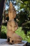 Statua della pagoda Fotografie Stock
