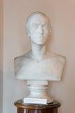 Statua della persona famosa Fotografia Stock