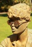 Statua delle donne Fotografia Stock