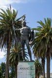 Statua di Achilles Fotografia Stock Libera da Diritti
