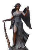 Statua di angelo Immagini Stock Libere da Diritti