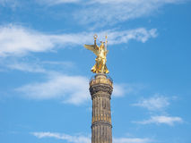 Statua di angelo a Berlino Fotografia Stock