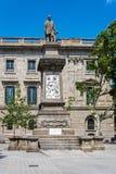 Statua di Anton Lopez Fotografie Stock Libere da Diritti