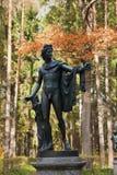 Statua di Apollo Immagine Stock