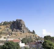 Statua di Ataturk Fotografie Stock