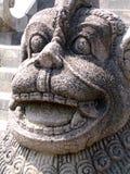 Statua di Balinese dell'Indonesia Fotografia Stock Libera da Diritti