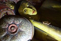 Statua di Bhudha Fotografia Stock Libera da Diritti