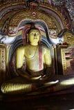 Statua di Bhudha Fotografie Stock Libere da Diritti