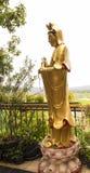 Statua di bodhisattva Immagine Stock