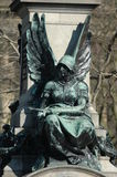 Statua di Britannia Immagini Stock