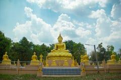 Statua di Buddha, statua di Buddha fotografie stock libere da diritti