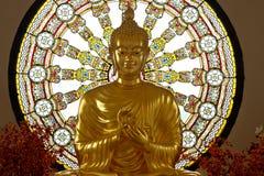 Statua di Buddha. Fotografia Stock