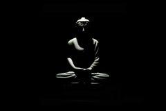 Statua di Buddha fotografia stock libera da diritti