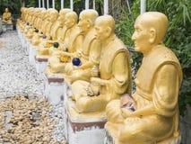 Statua 1 di Buddha immagine stock libera da diritti